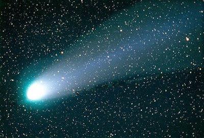 komet, kiamat komet,