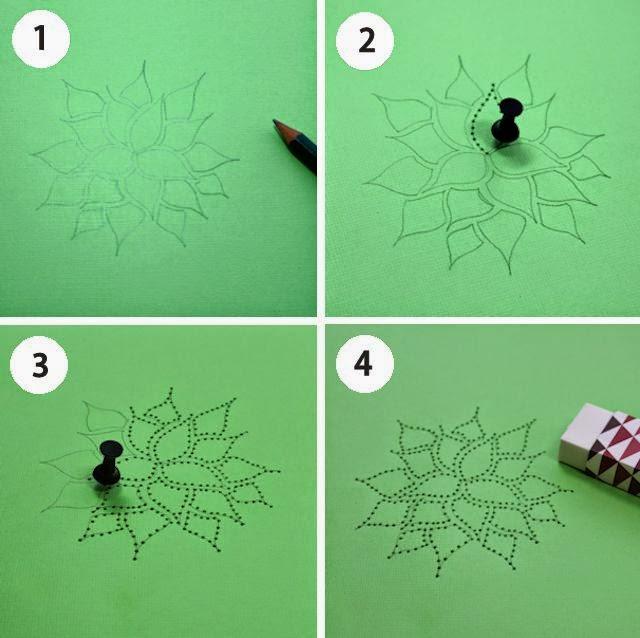 DIY, Como Hacer Candelabros de Papel