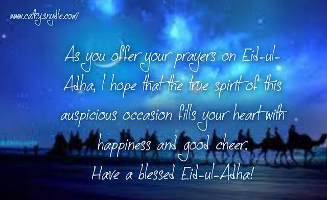 Eid ul Adha Wishes