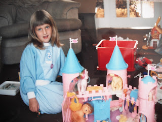 Vintage My Little Pony Dream Castle