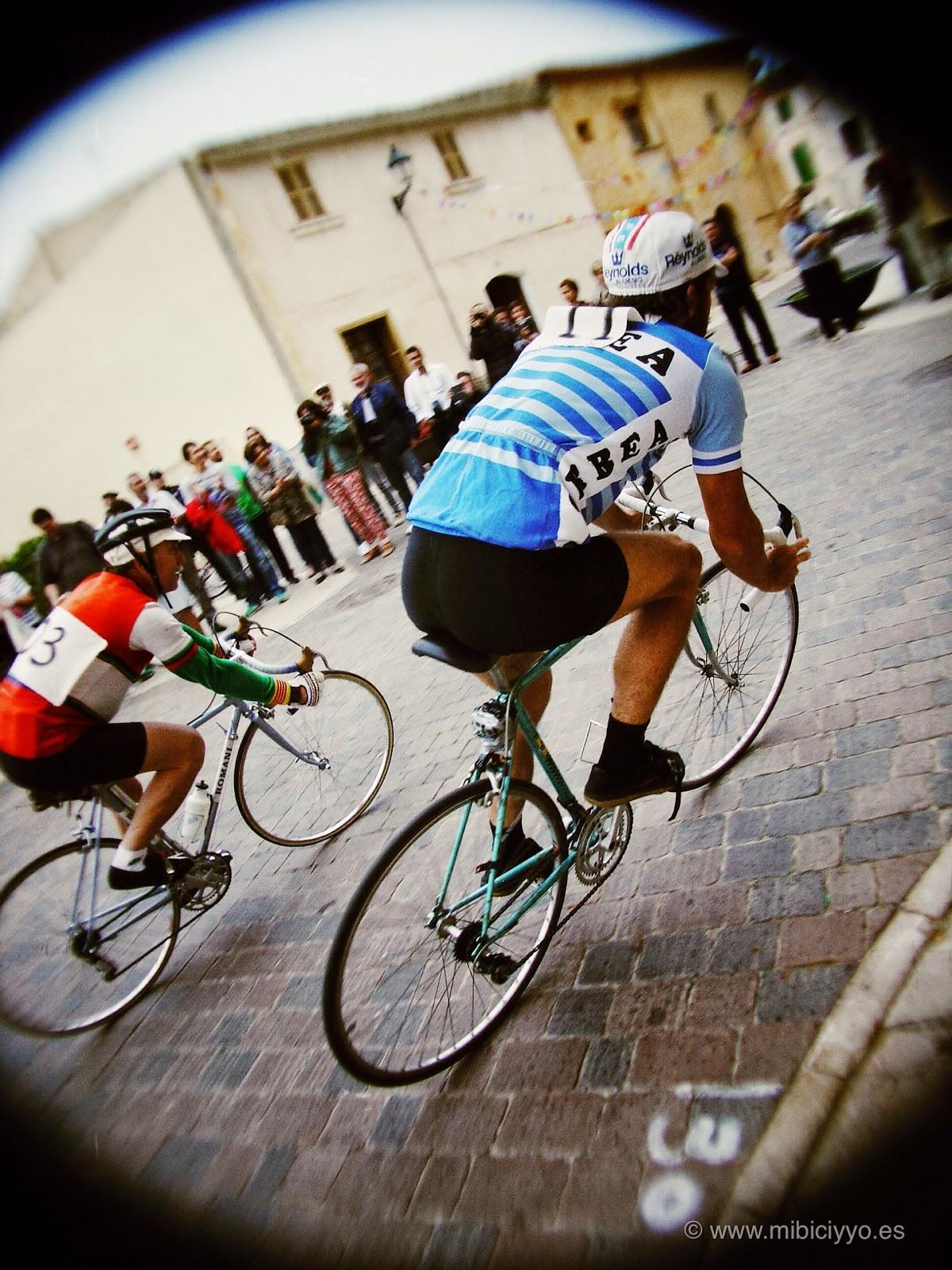 Sa Voltadora, carrera ciclista