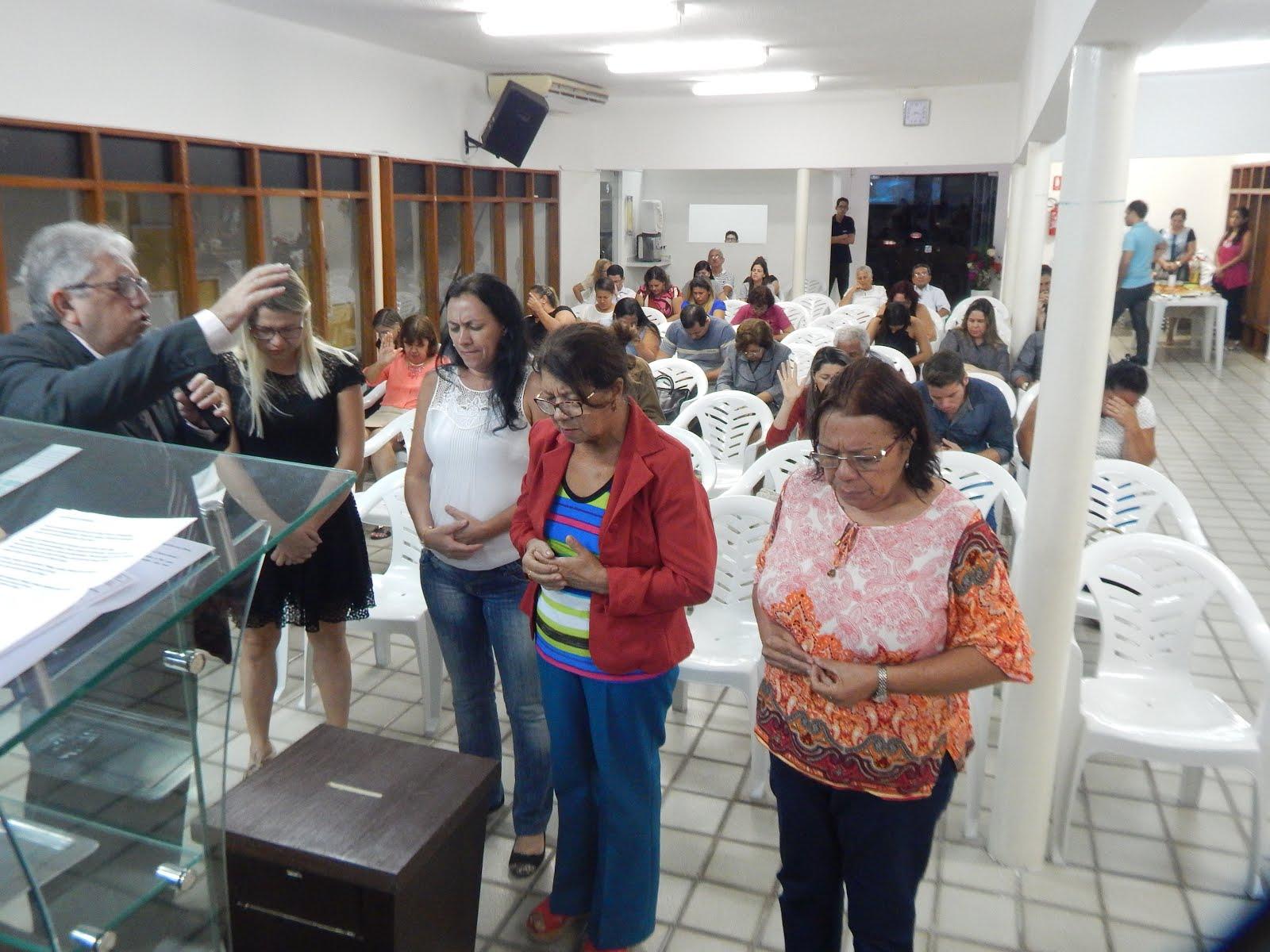 ALEGRIA DA PRESENÇA DE DEUS!