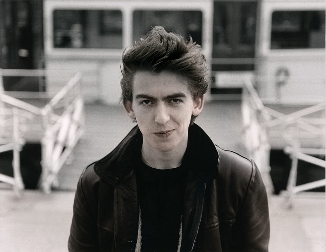 Digicolored George Harrison Teenager