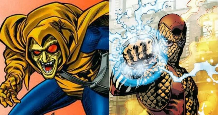 Hobgoblin, Shocker, Marvel Comics