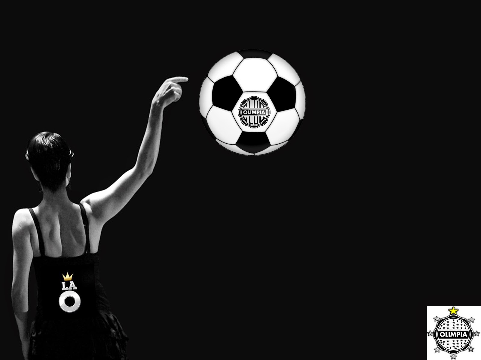 Blogolimpia Bo Mi Club Olimpia Wallpapers Para La Hinchada