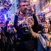 Una maldición de muy arriba cayó sobre Erdogan