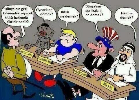 Adalet Karikatürü