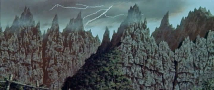moviemattepainting mysterious islands at japanese fantasy