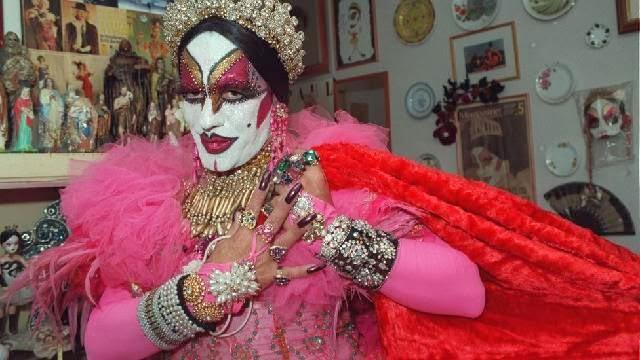 Isabelita dos Patins marca presença neste carnaval