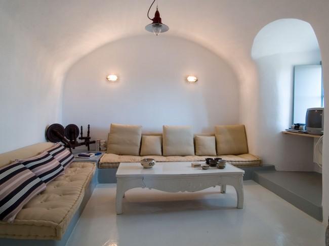 Sencillez y austeridad en las islas griegas simplicity for Casas griegas antiguas