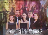 """14/Junio. Verbena """"La Pequeña Gran Orquesta"""". Puerto de Béjar"""