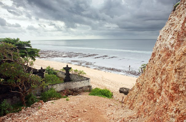 Balangan Beach, secret beaches in Bali