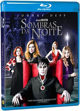 Filme Poster Sombras da Noite BDRip XviD Dual Audio & RMVB Dublado