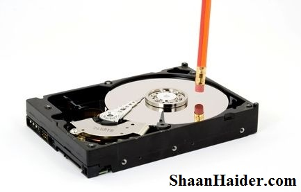 HOW TO : Completely Erase Hard Disk Drive Data