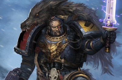 Space Wolves Codex Info