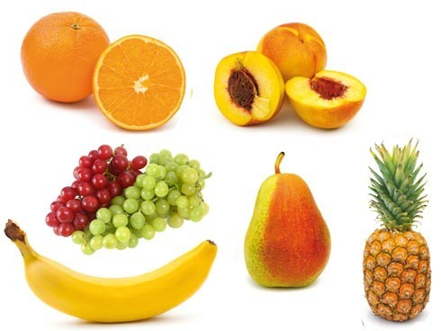 Las 7 frutas perfectas para tu hijo