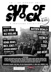 Past Event: OUT OF STOCK 18/08/11