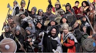 Maharaja Lawak Mega 2012 : Senarai Peserta