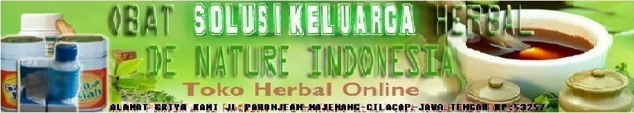Center Obat Herbal De Nature