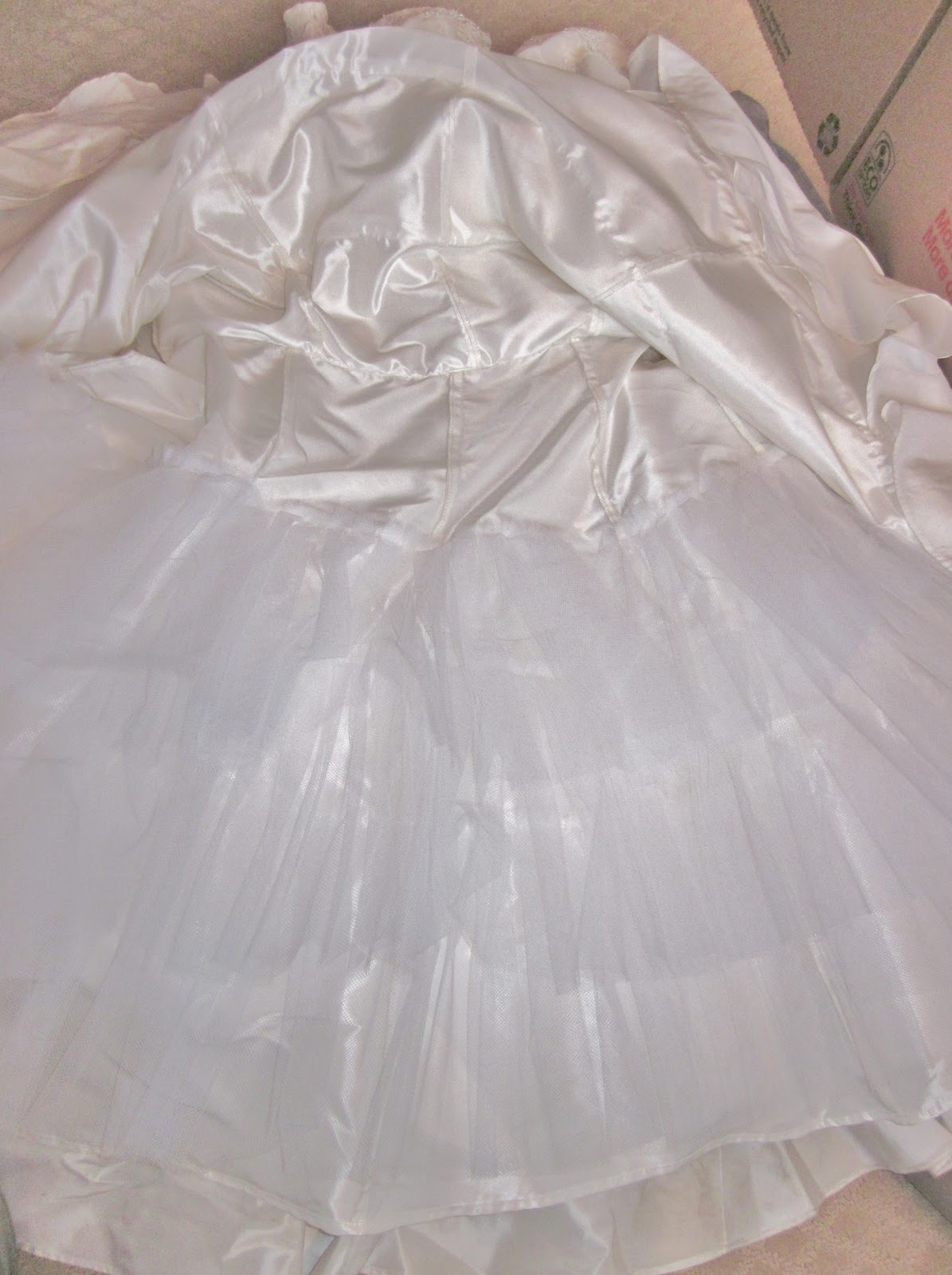 Bonnieprojects wedding dress wednesday the undergarments for Undergarments for wedding dress
