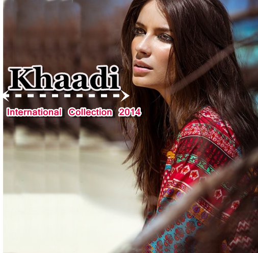 Khaadi International Campaign 2014