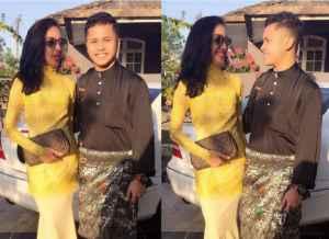 Hafiz Suip & Nureffy Jasreel Abdullah bakal berkahwin 14 MEI 2016