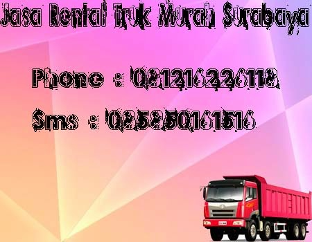 Jasa Rental Truk Murah Surabaya-Ciamis