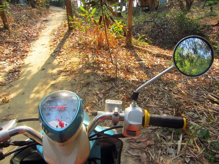 Roller mieten auf Ko Phayam