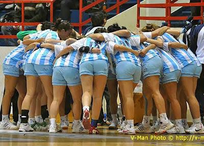Prometedora actuación argentina en el Mundial | Muno Handball