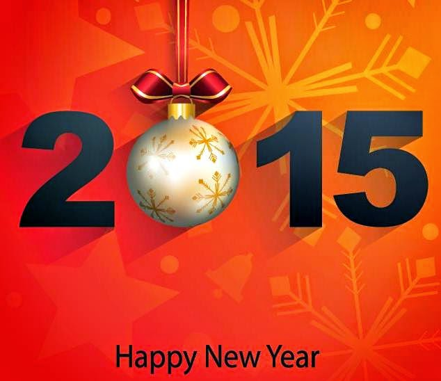 Gambar DP BBM Selamat Natal dan Tahun Baru 2015