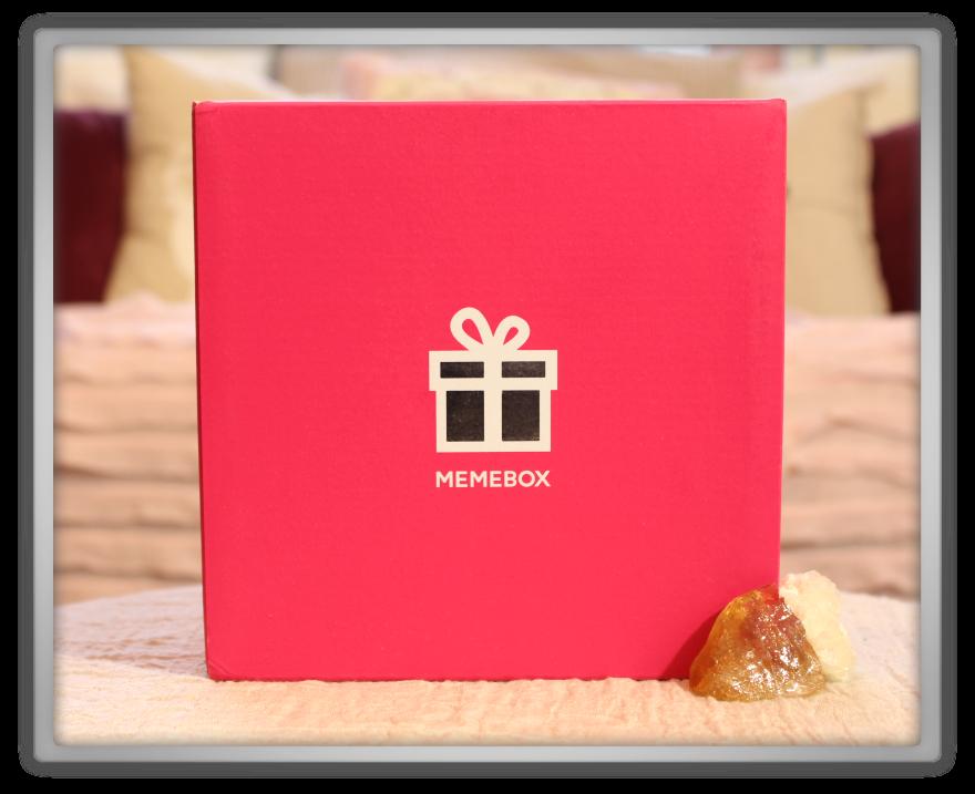 겟잇뷰티박스 by 미미박스 memebox beautybox special #22 2014 K-Beauty  Wrap-Up No. 1 box unboxing review
