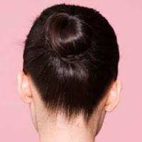 gaya model rambut panjang CEPOL MODERN