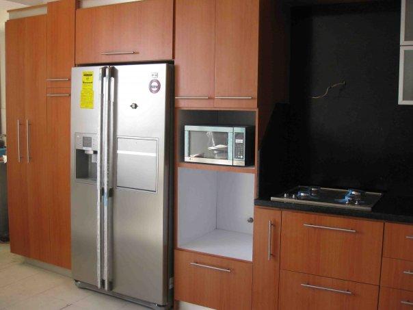 Cocinas, Muebles modulare