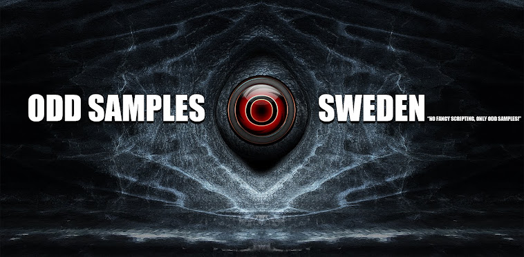 ODD SAMPLES - Mattias Westergren