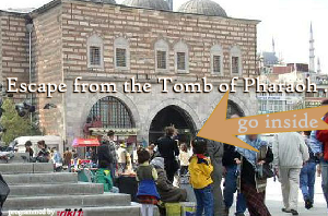 Escape from the Tomb of Pharaoh