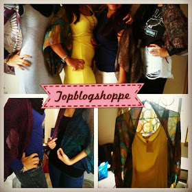 Our TOPBLOGSHOPPE Kaftan