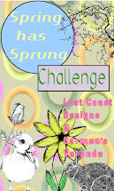 Spring has Sprung Challenge