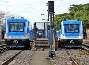 Ferrocarril D.F. Sarmiento