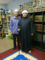 Al-Musnid al-Mu`arrikh ar-Rawiyyah Syeikh Muhammad Husni Ginting Bin Muhammad Hayat Ginting Hafizoh