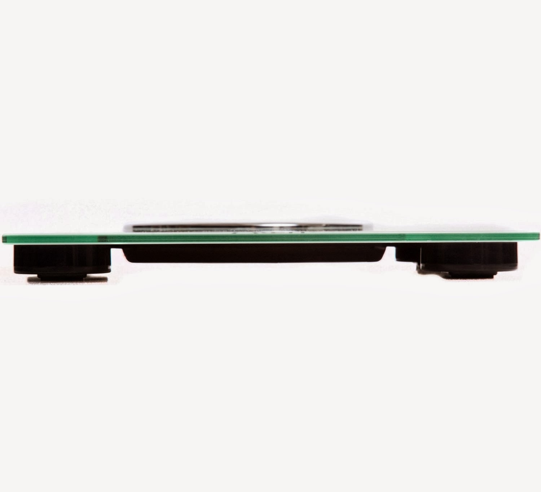 Ozeri Rev Digital Bathroom Scale Design