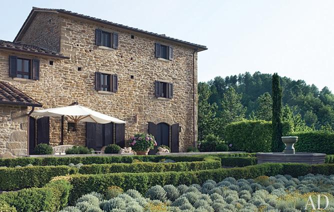 New home interior design rustic italian villas for Italian villa architecture