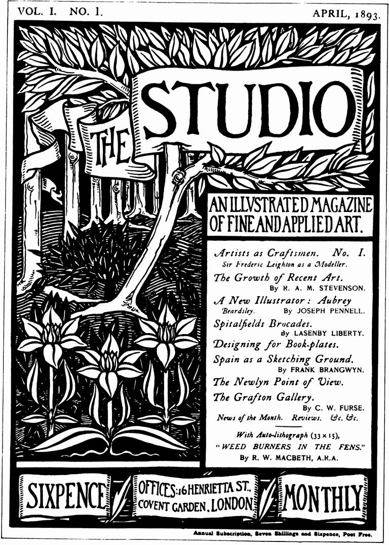 Having a look at history of graphic design english art for Arts and crafts movement graphic design