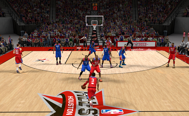 NBA 2K13 PC Unlock All-Star Teams Roster - NBA2K.ORG