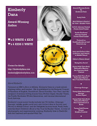 Author Bio Brochure