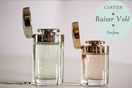 parfum féminin préféré des hommes Baiser volé de Cartier Parfum de Lys cadeau idéale pour une femme noël anniversaire saint valentin