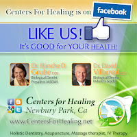 Centers for Healing is on Facebook LIKE US! Its Good for YOUR Health