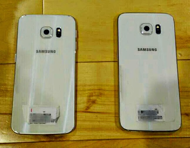 Samsung Galaxy S6 Edge vs Samsung Galaxy S6