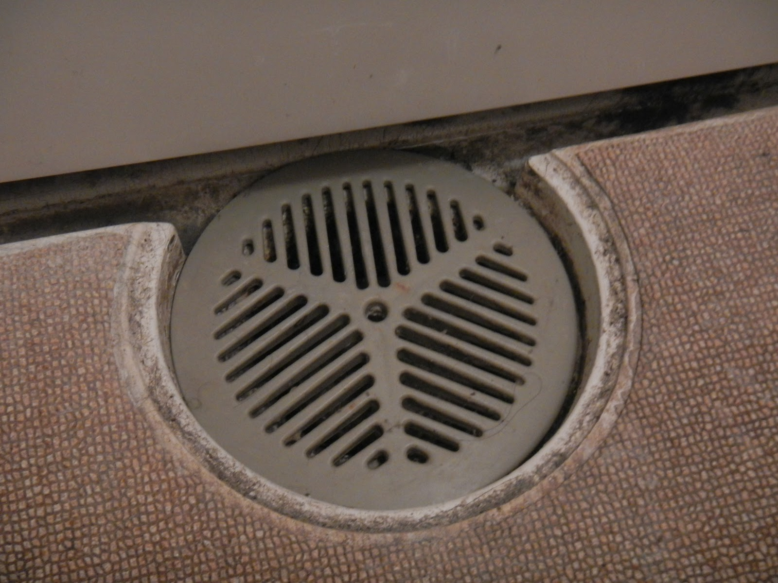 Bad smell coming from bathroom drain - Still Looking Ok Many People Stop Cleaning At This Point Not Realising What Lies Beneath