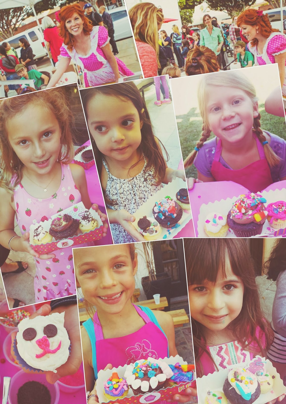 Baking with Melissa: Baking Parties in Los Angeles for kids and teens!