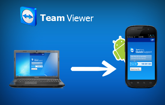 How to Use Teamviewer to Control Android Device